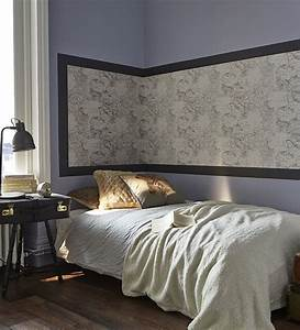 Fond De Lit : les 25 meilleures id es concernant papier peint pour t te de lit sur pinterest fond d 39 cran ~ Teatrodelosmanantiales.com Idées de Décoration