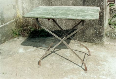 best table de jardin pliante ancienne pictures amazing