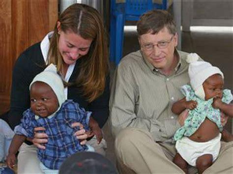 Gates Foundation Eugenics: A Secret Agenda To Send ...
