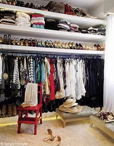 Idée Dressing Fait Maison : 10 id es pour r habiller son dressing elle d coration ~ Melissatoandfro.com Idées de Décoration