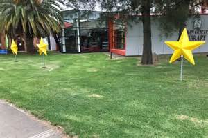 Stolen Christmas Star Retrieved From Backyard Gumtree By