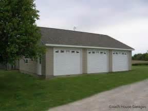 #K0076 - Garage in Mattoon - Coach House Garages