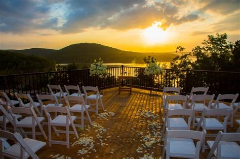 stonewater cove resort  spa wedding ceremony