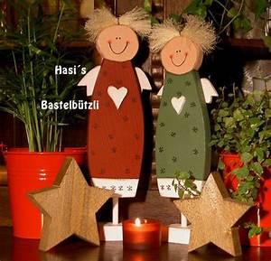 Weihnachtsfiguren Aus Holz : weihnachtsfiguren engel paar liese und lotte aus holz shabby chic ein designerst ck von ~ Eleganceandgraceweddings.com Haus und Dekorationen