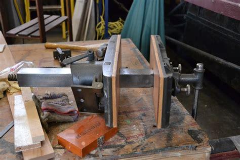 donation oliver woodworking vise toronto railway