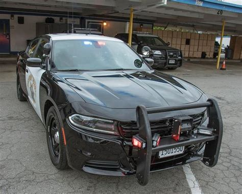 CHP is switching from SUV style patrol cars to sleek Chargers