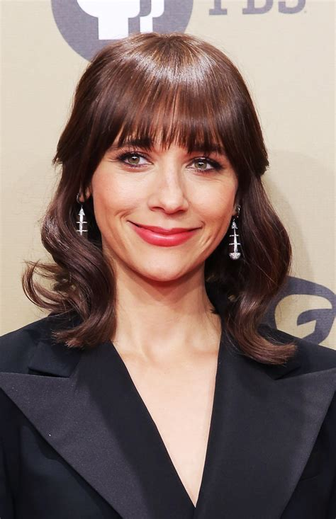 104 Hairstyles With Bangs Youll Want To Copy Celebrity