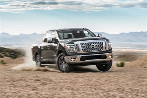 Nissan Titan 2017 Truck Of The Year Contender Motor Trend