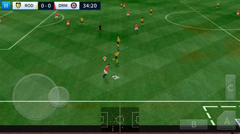 the best soccer available on android