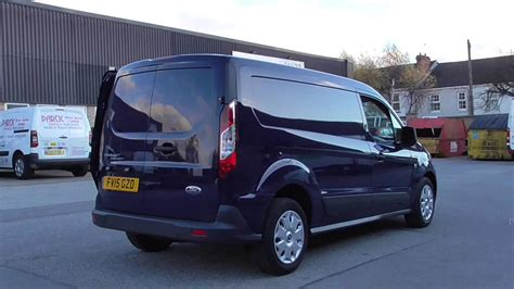 ford transit connect l2 ford transit connect v408 240 lwb l2 1 6 115ps trend hi pl u108661