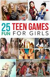 Outdoor games for young teens