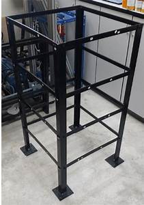 Frame Structure With Bolted Joints