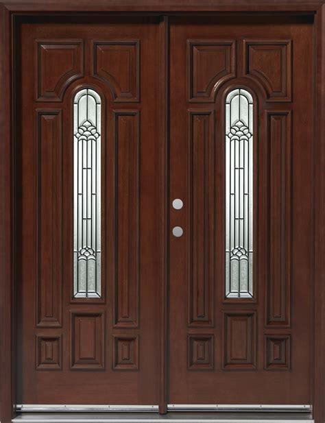 Front Doors Double Doors Exterior  Marceladickcom