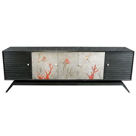 Unique Sideboards by Unique Sideboard In The Style Of Jean Dunand For Sale At