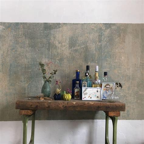 Wand Vintage Streichen by Wand Patinieren Tolle Wandgestaltungsideen Mit Patina