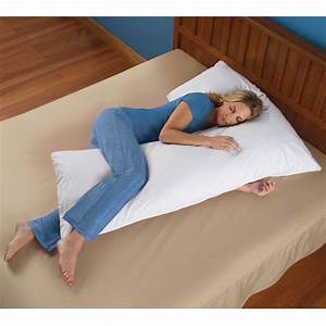 the always cool body contouring pillow hammacher schlemmer With cool shaped pillows