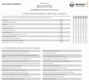 Revision Renault Clio 4 : faire ses r visions sur une clio iv dci ~ Dode.kayakingforconservation.com Idées de Décoration