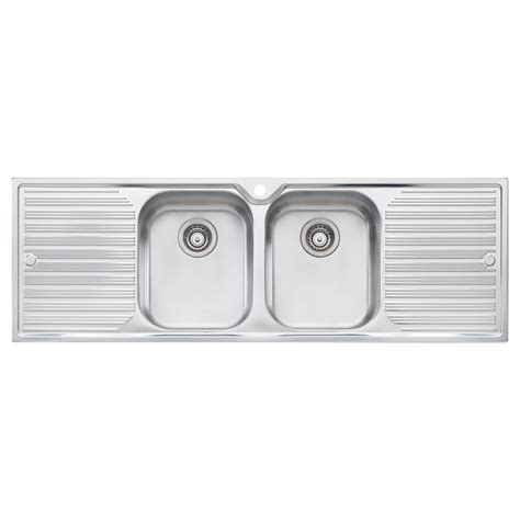 kitchen sink with drainer diaz bowl sink with drainer oliveri 8809