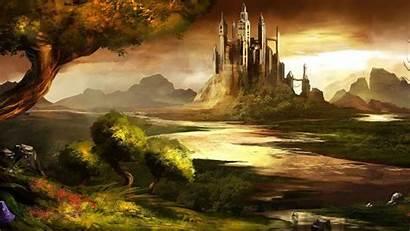 Medieval Camelot Wallpapers Instrumental Hour Fantasy Trine