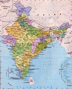 Indian Politica... India Map Quotes