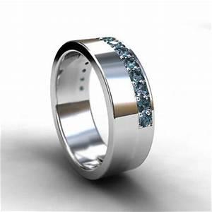cool wedding ring 2016 mens aquamarine wedding ring With mens aquamarine wedding ring