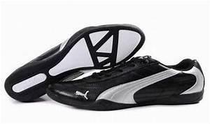 Basket Puma Noir Homme : puma ferrari noire chaussures puma homme intersport ~ Melissatoandfro.com Idées de Décoration