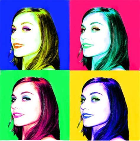 Pop Art Warhol Photos  Warhol Photos  Digital Photos