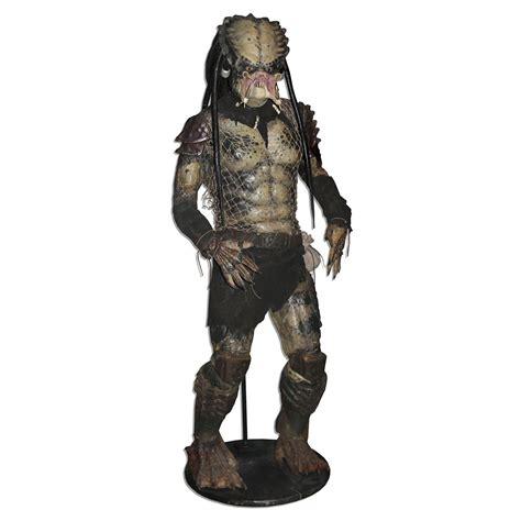Screen Used Full Size ''hippie Predator'' Costume Suit