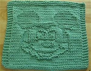Dishcloth, Knit dishcloth and Mice on Pinterest