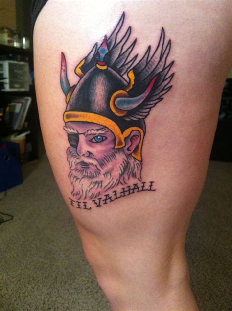 awesome viking tattoos