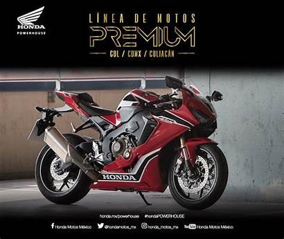 Honda Motocicletas Powerhouse Premium Modelos Agencias Gracias