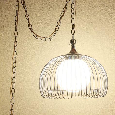 pendant lamp cord kit light prong plug multi shade socket