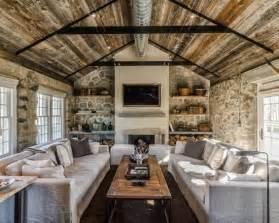 Living Room With Fireplace by 50 Fotos De Decora 231 227 O R 250 Stica Em Ambientes