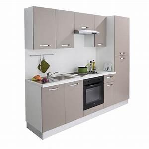 Meuble Cuisine Pas Cher : meuble de cuisine equipee pas cher modele cuisine en l cbel cuisines ~ Teatrodelosmanantiales.com Idées de Décoration