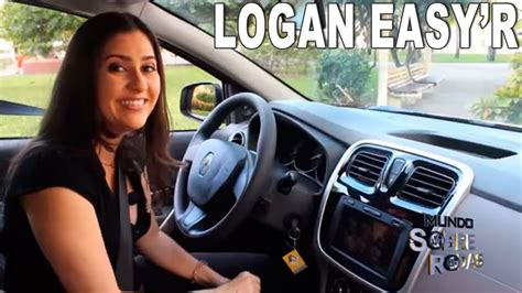 test si e auto test drive renault logan automatizado easy 39 r 2015