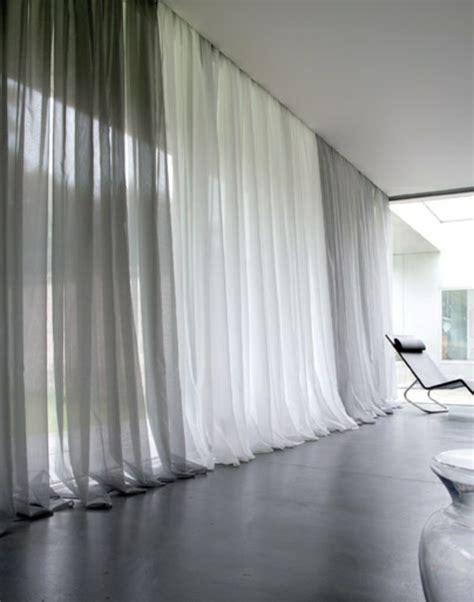 Weiße Gardinen Wohnzimmer by Gardinen Dekorationsvorschl 228 Ge Tipps Und Bilder F 252 R Ihr