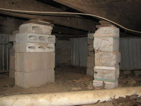 Basement Vs Crawl Space by Sagging Crawl Space Repair In San Antonio Victoria