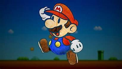 Mario Nintendo Desktop Paper Wallpapers Pc Games