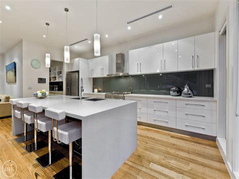kitchen design layouts modern open plan kitchen design using floorboards 3867
