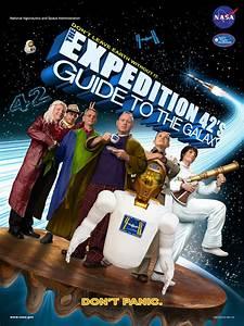 Space Station U0026 39 S  U0026 39 42 U0026 39  Crew Highlights Link To  U0026 39 Hitchhiker U0026 39 S