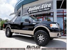 Ford F150 with 18in XD Addict Wheels exclusively from