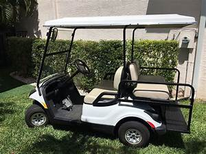 2009 Yamaha Electric Golf Cart For Sale