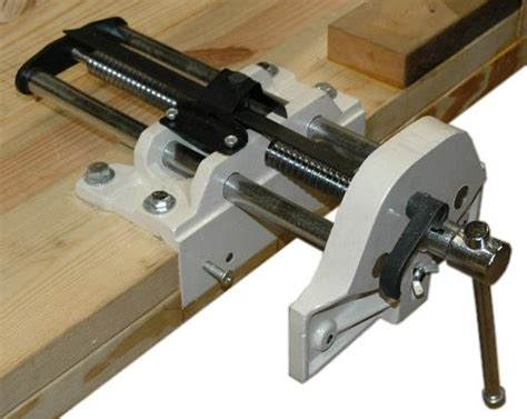 build wood vise  woodworking