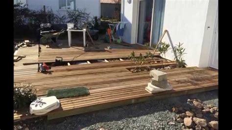 r 233 alisation d une terrasse bois autour d une piscine margelles bois