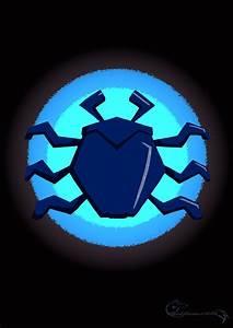 Blue Beetle Scarab Wallpaper by Wolflover1086 on DeviantArt