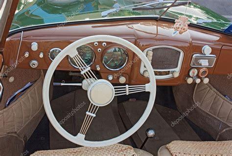 Cars Interior Classic : Stock Editorial Photo © Ermess #8743298