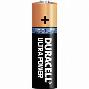 AA battery Alkali-manganese Duracell Ultra LR06 1 from ...