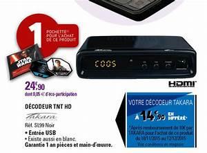 Decodeur Tnt Hd Auchan : decodeur tnt hd leclerc pas cher ~ Dailycaller-alerts.com Idées de Décoration