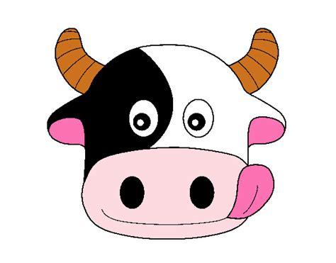 vaca en material reciclable dibujo de vaca pintado por pingua en dibujos net el