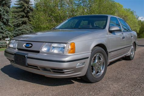 Ford Sho For Sale no reserve 1989 ford taurus sho for sale on bat auctions